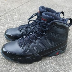 Jordan 9 Bred size 11